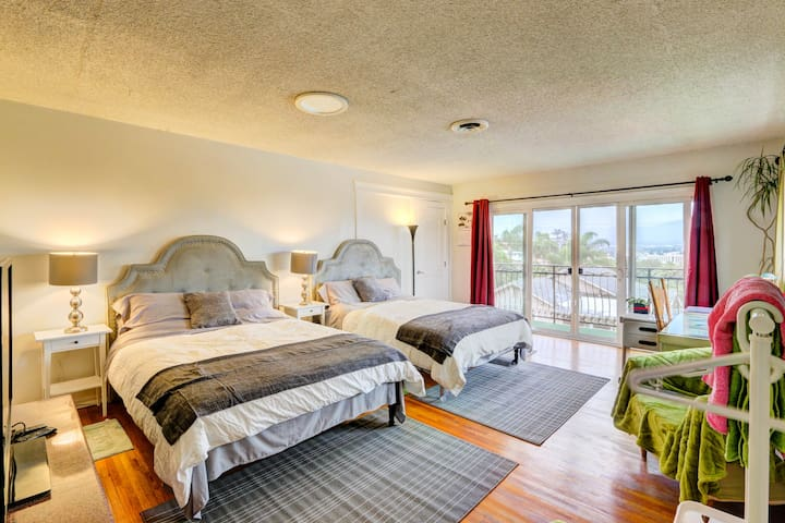 LA No.1 Grand View Room 2Queen Beds - Monterey Park - Talo