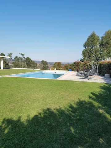 New Luxus villa.