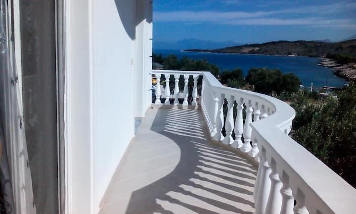 Villa Ambra Sea View Studio/100m From the Beach 3
