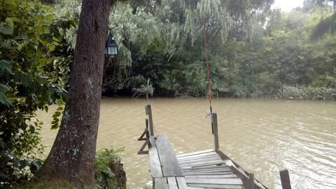 Cabañas Isla 11 hectáreas  Tigre San fernando