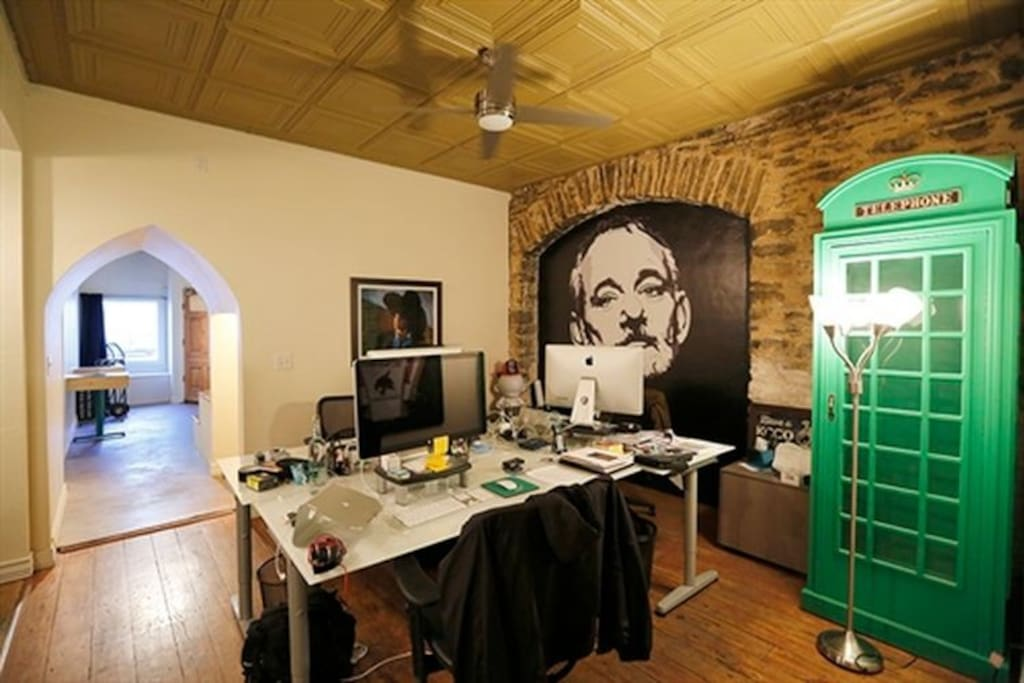 Co-Working & Co-Living in Austin at The SWAP Loft - Stay Work And Play - Austin, Texas!  2 Floors & 4,000+ Square Feet of Space for you and other solo travelers to have a great time in Austin!  You will also get access to our other 2 locations to Co-Work, hang out, and meet fellow solo travelers.