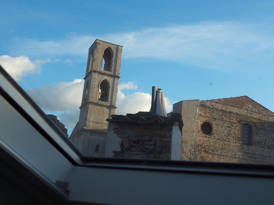 San Domenico al risveglio