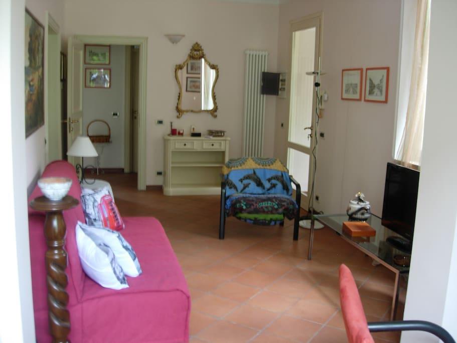 Appartamento giardino verde appartamenti in affitto a for Appartamenti in affitto modena