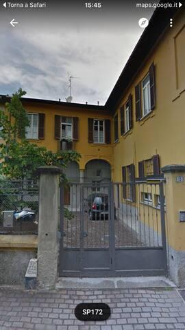 Piccola stanza - Pogliano Milanese - Дом