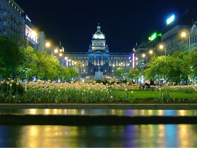 Wenceslaw square