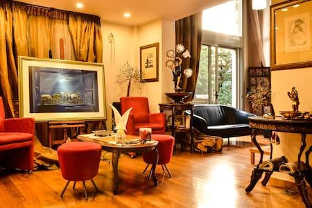 Paintings House - Glifada - Villa - 2