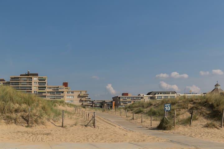 Beach apartment near citycenter wr123