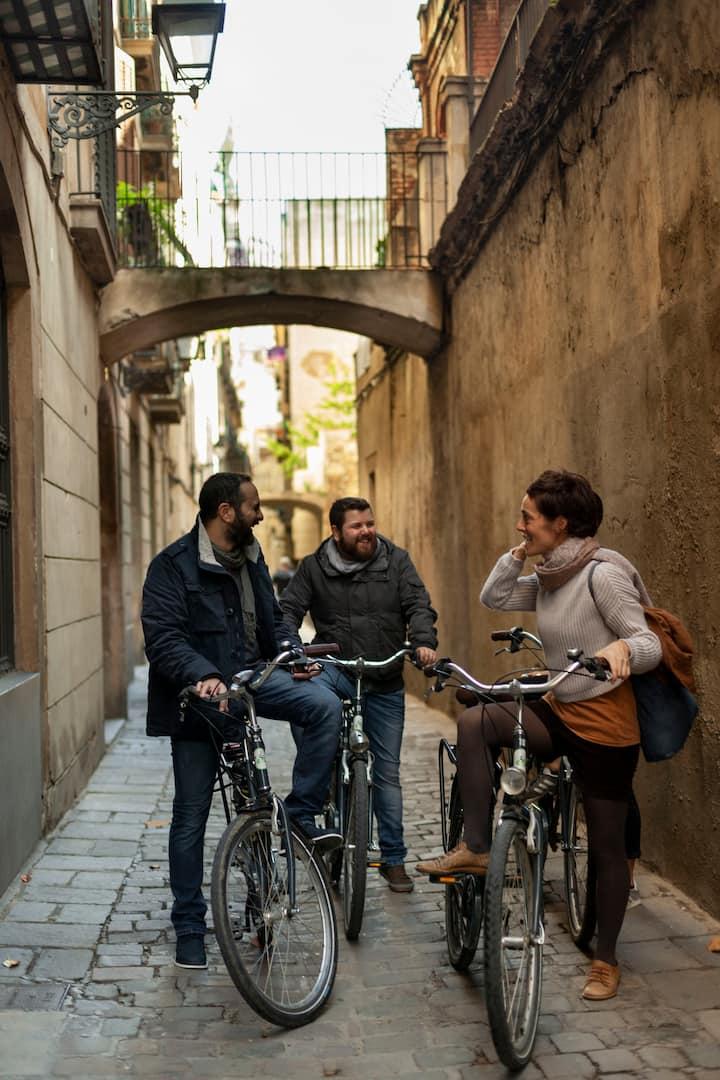 Barcelona undisguised