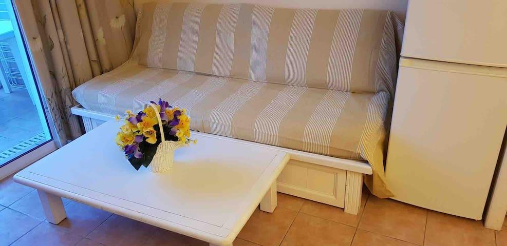 Appartement dans résidence Hameaux des Issambres