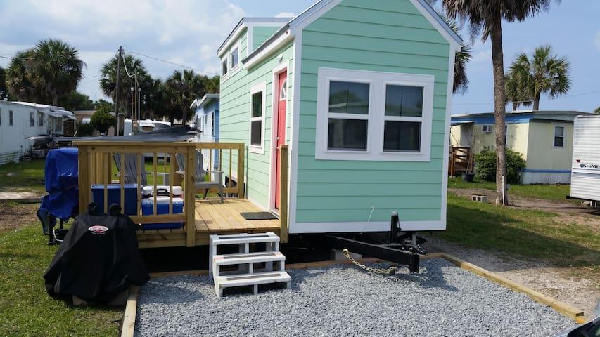 Tiny cottage - Flagler Beach - Maison