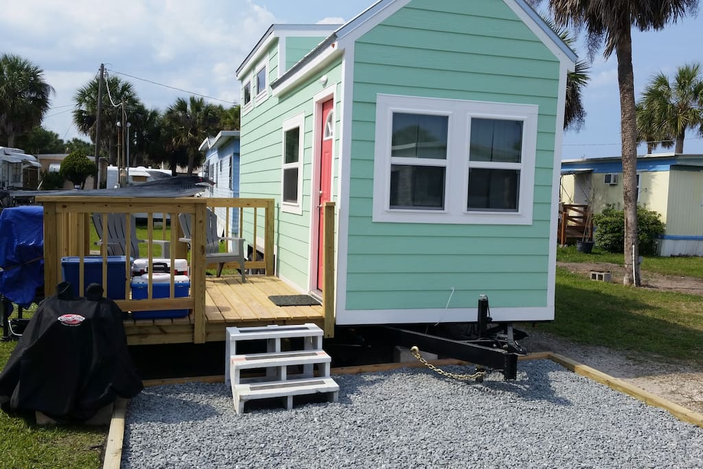 Tiny Cottage Houses For Rent In Flagler Beach Florida
