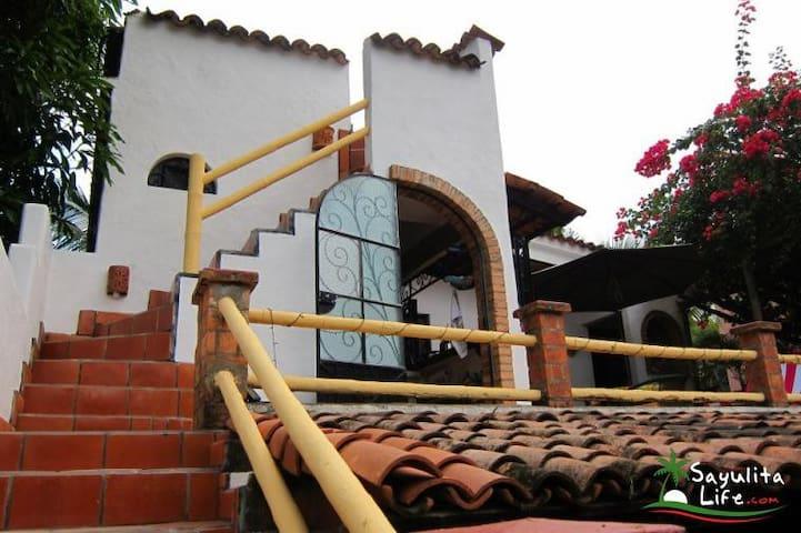 Casa Rincon in Sayulita