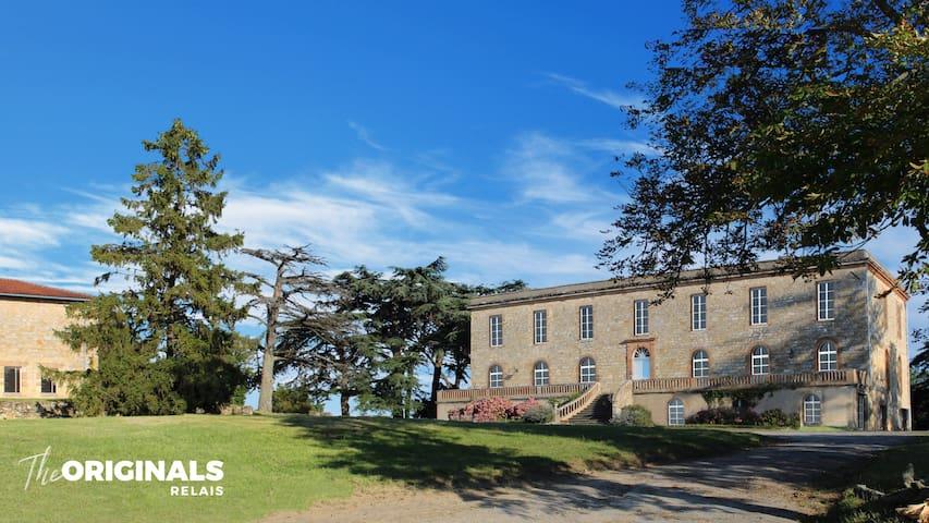 Château de Tauziès - Suite supérieure - Négrette