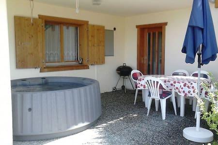 Joli appartement dans chalet traditionnel