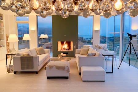 Luxury Oceanfront B&B in Lofoten