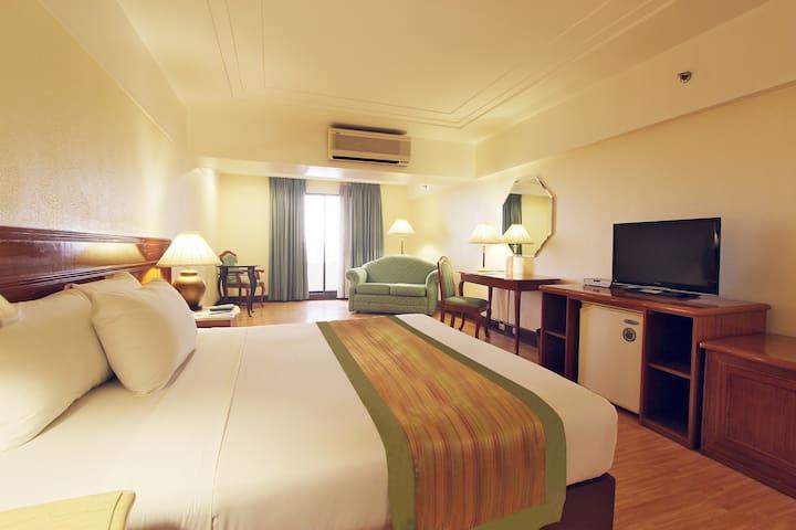Studio Suite Atrium Hotel - PH - ที่พักพร้อมอาหารเช้า