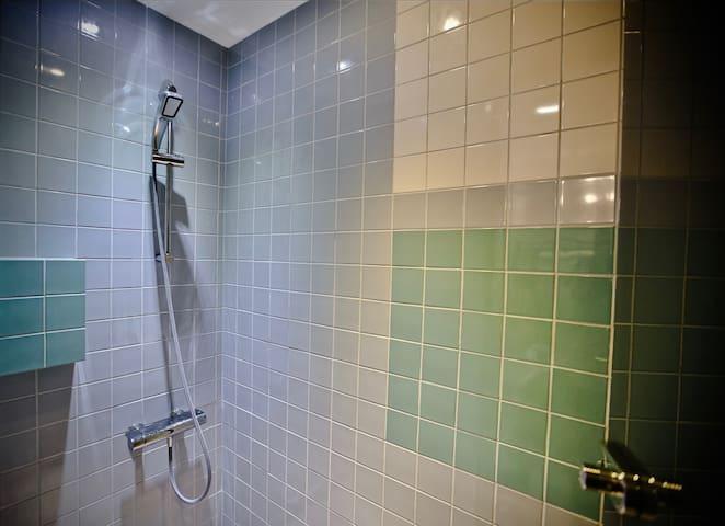 房間獨立衛浴 Shower room