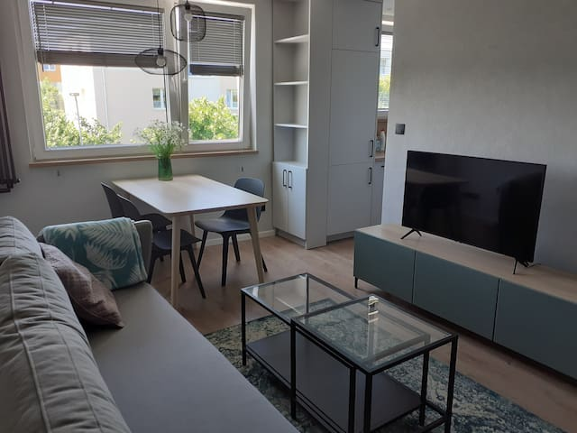 Sloneczne, wyremontowane mieszkanie w Gdyni