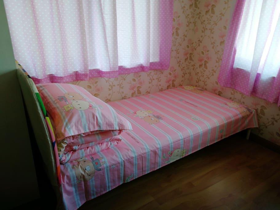 主卧室榻榻米1米儿童节床