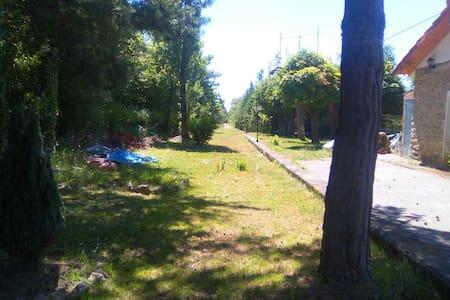 Casona vieja estscion d tren vasco - Urbina - Hus