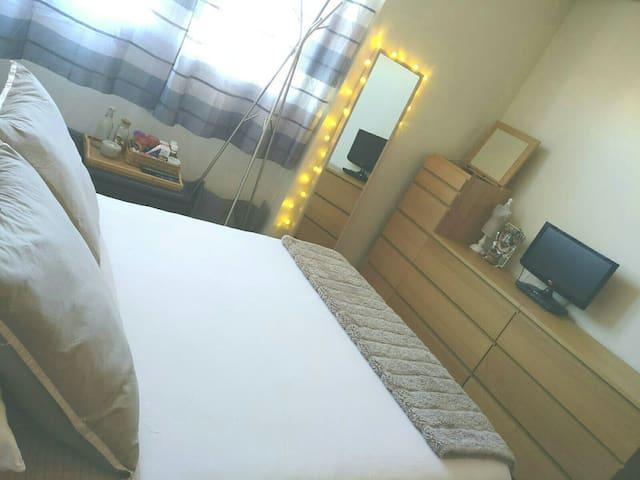 La mejor situación para tu estancia - Burgos - Apartment