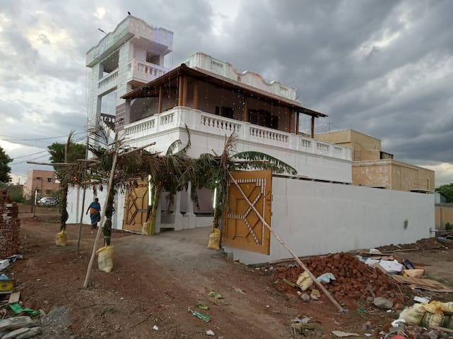 House in Tiruvannamalai