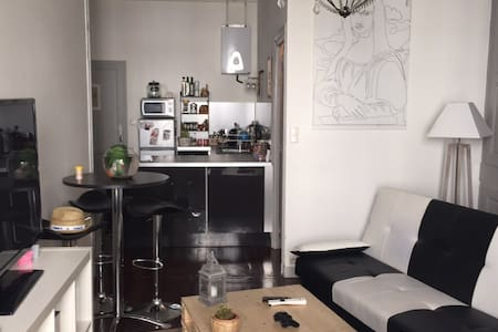 Appartement chaleureux au coeur de la ville - Chalon-sur-Saône