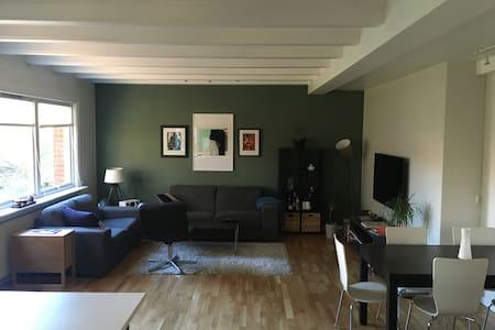 Modern 73sqm apartment in wonderful area - Осло