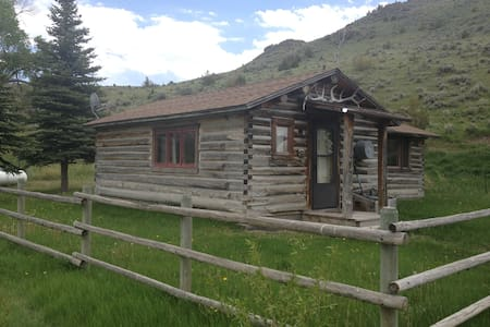 The Cabin at Beaver Rock Ranch