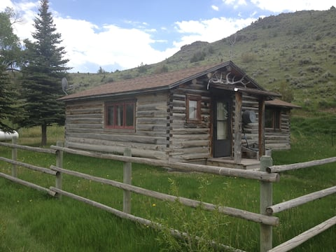 The Cabin at Beaver Rock Ranch