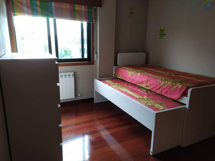 Apartamento acogedor a 300m de la playa