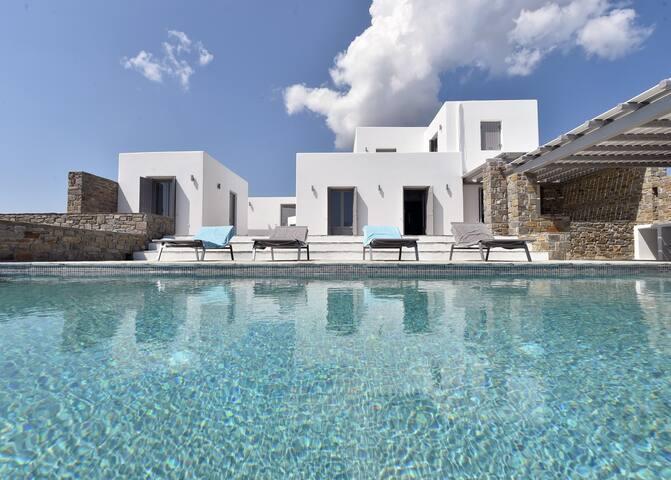 Pyrgaki Villa! - Drios - Villa