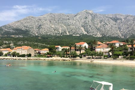 Beautiful 250 year old 3 bed villa in Orebic - Peljesac Peninisula,