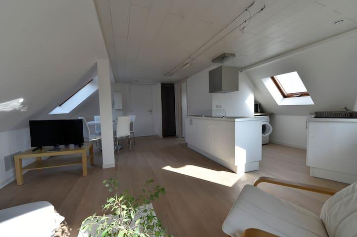 studio 30m2 , acces facile marché noel strasbourg
