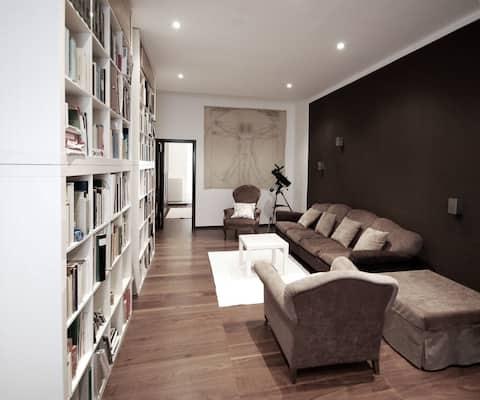 Confortevole mini appartamento di design