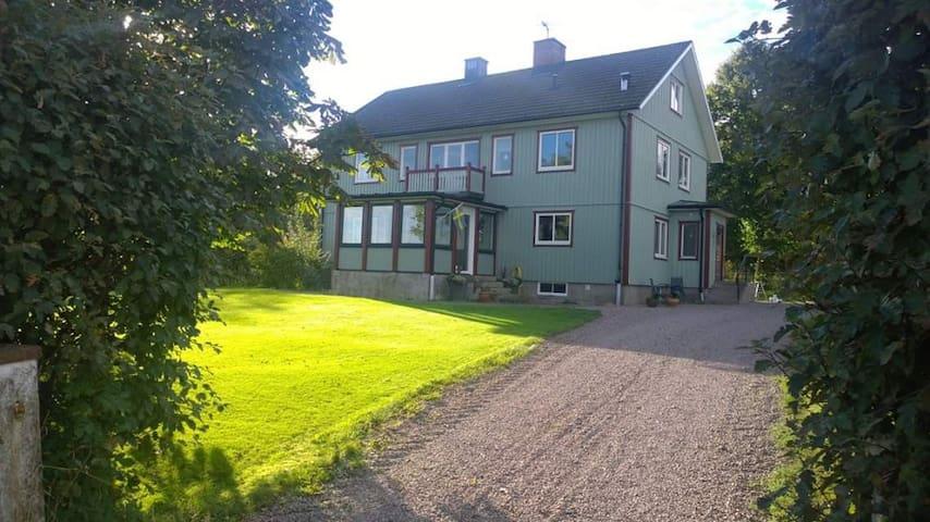 Falkenberg / Ullared , Centralt / Lantligt