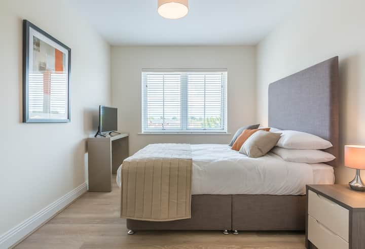 Deluxe 2 bed · Deluxe 2 bed · Deluxe 2 bed · Deluxe 2 Bedroom Apartment at Athena Court by House of Fisher