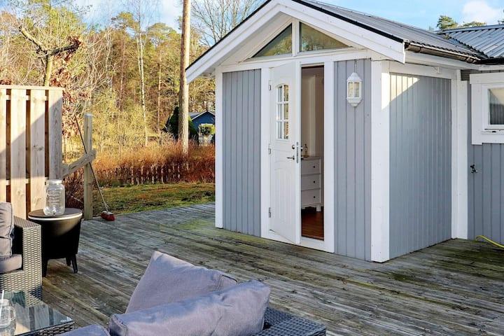 6 persoons vakantie huis in MELLBYSTRAND