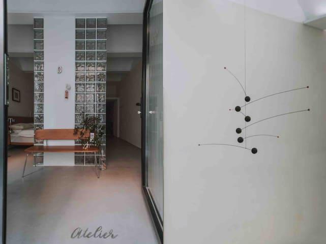 设计师出品【NULL 001】静安寺附近的花园洋房 - SH Concession