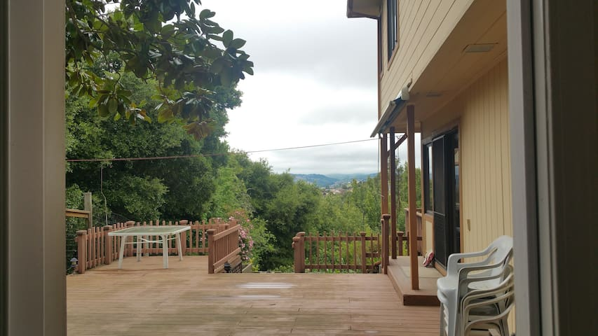 Quiet, Nature-friendly Guest House in the Mountain - Hayward - Gästhus