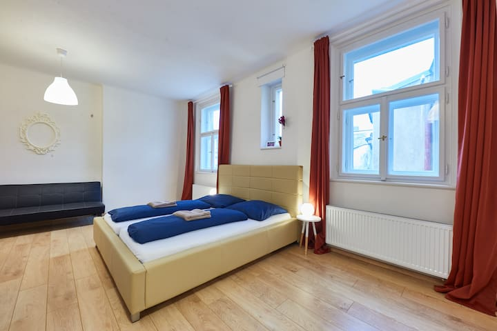 Luxury and spacious 1BD in The Old Town, Prague