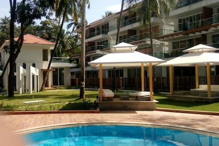 Calangute Beach Goa 10 * 1 Bedroom Apartments - Καλανγκούτε - Διαμέρισμα