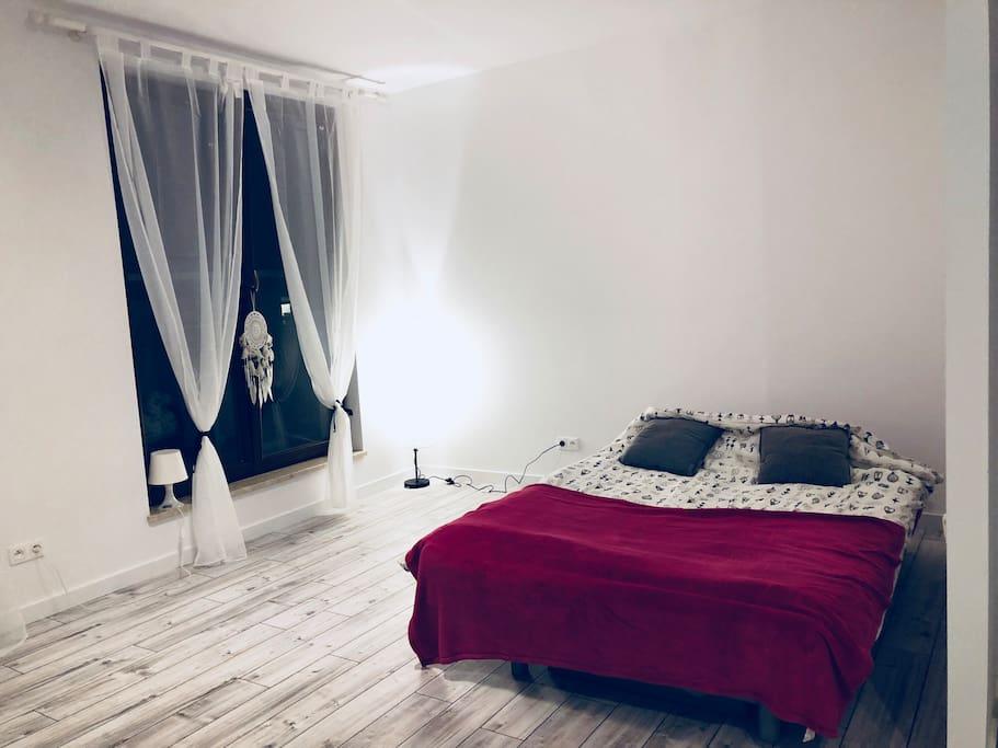 Bed, bedroom part :)