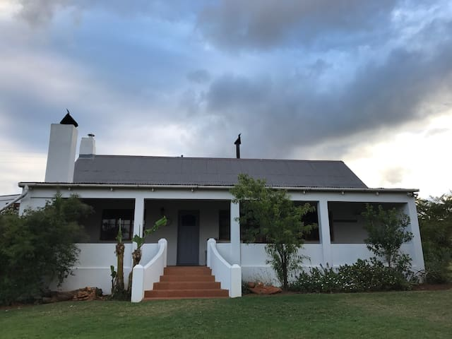 Secluded  farmhouse in J-Bay. - Jeffreys Bay - Rumah
