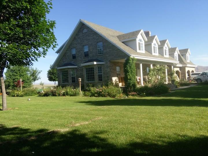 Rockin Robbins Ranch:  The Writers Retreat