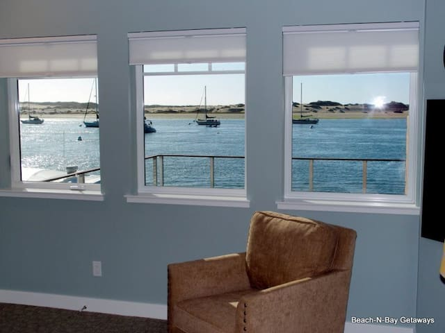 Beautiful Bayfront Condo ADA Compliant.  HARBORFRONT #1. SPECIAL: Amgen Bike Tour - 2 Free VIP Passes for 2 Nt stay - May 15 - 17. - Morro Bay - Appartement en résidence