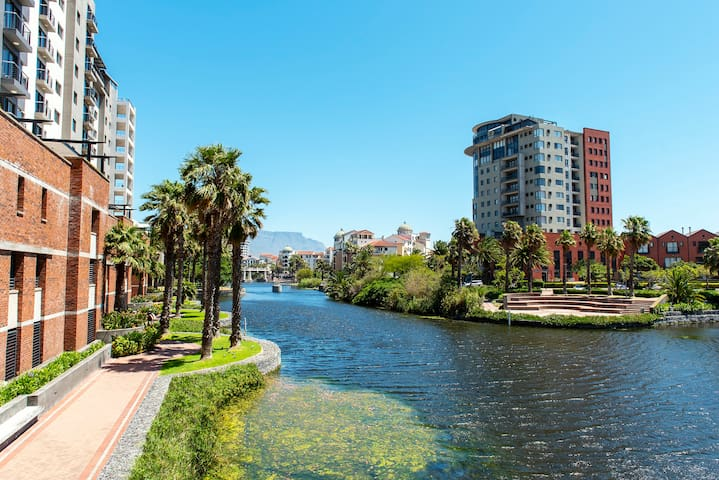 Canal Living in Century City Cape Town
