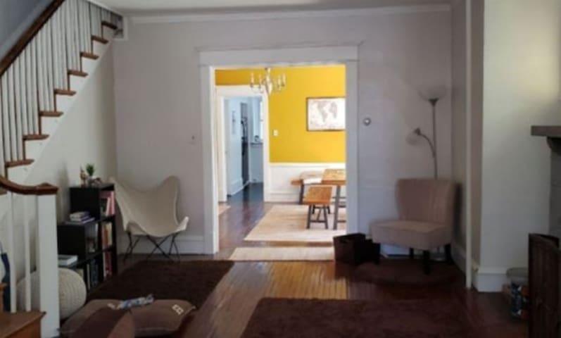 Quiet, cozy room for healthcare travelers
