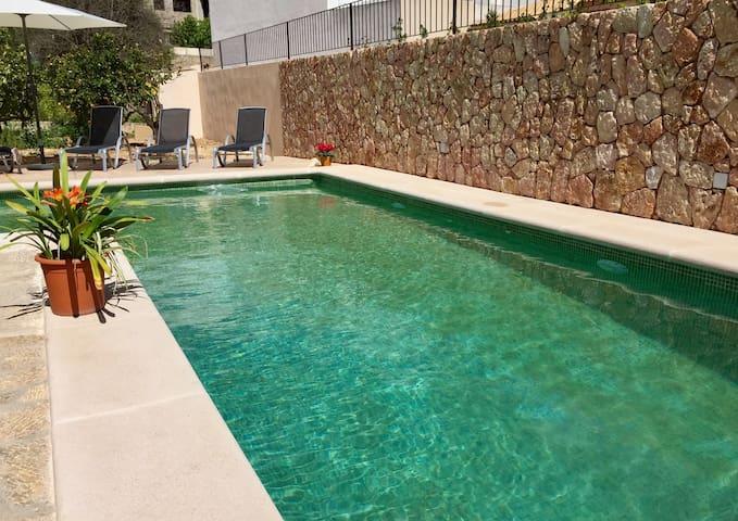 NEU modern renoviertes Ferienhaus - Casa Toni - Mancor de la Vall - Huis