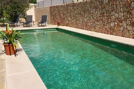 NEU modern renoviertes Ferienhaus - Casa Toni - Mancor de la Vall - 獨棟